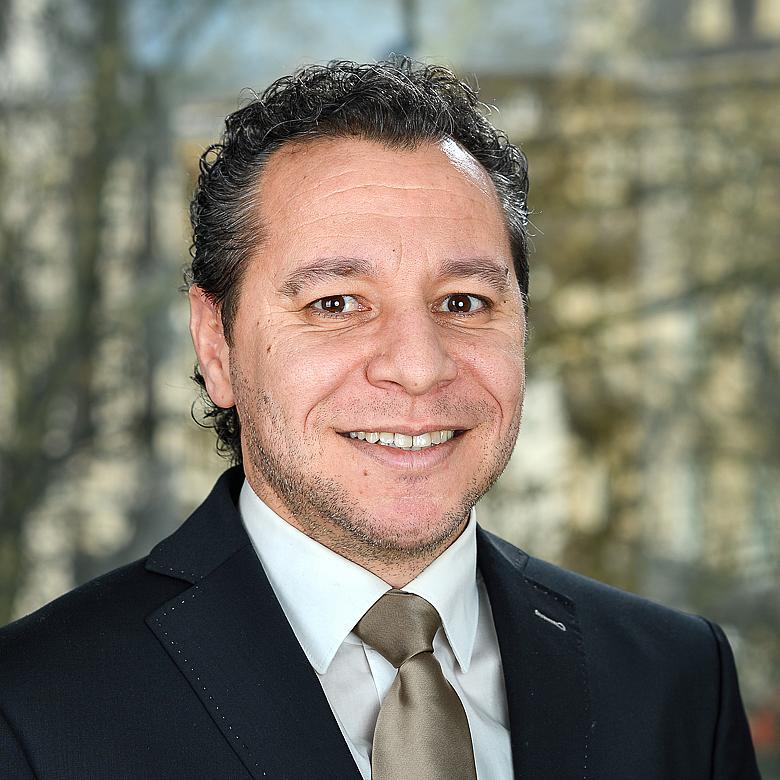 Mohamed Aharrouche
