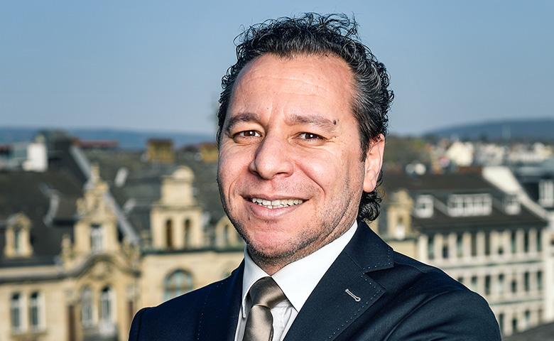 Dr. Mohamed Aharrouche